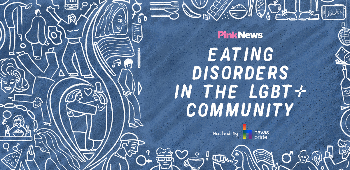 PinkNews: Eating Disorders in the LGBT+ Community tickets
