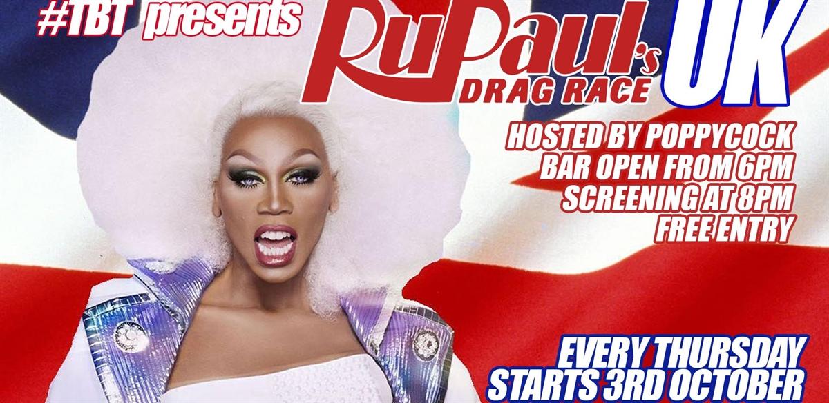 Eagle presents RuPaul's Drag Race UK tickets