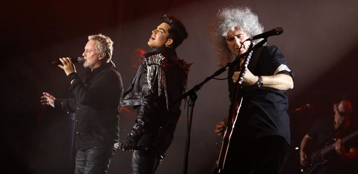 Queen + Adam Lambert tickets