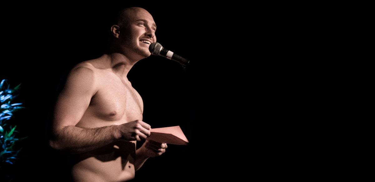 Naked Boys Reading: Blighty tickets