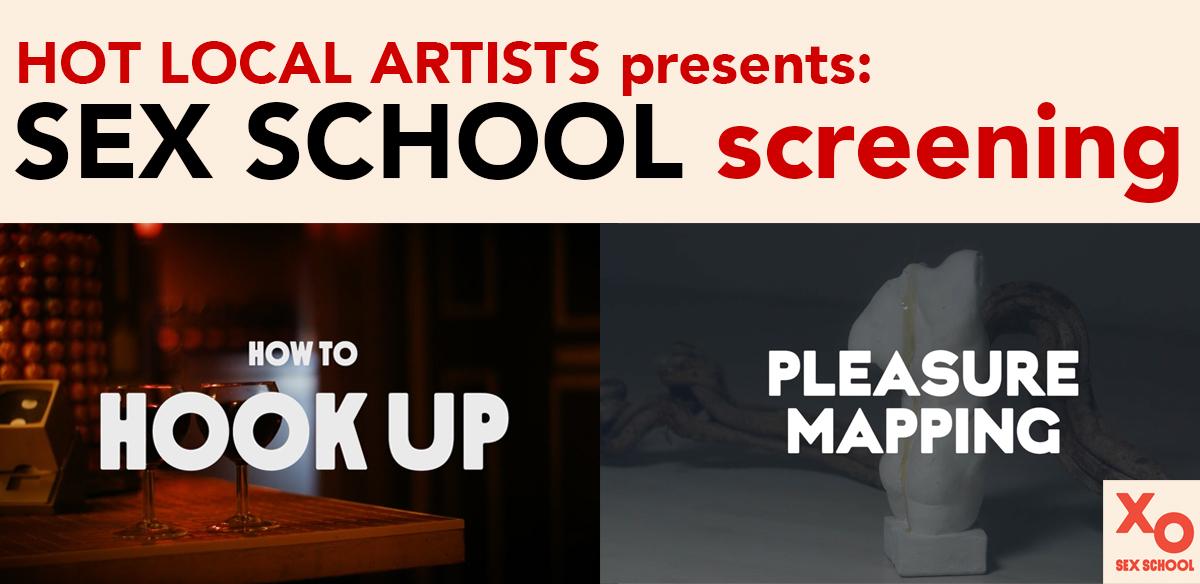 Hot Local Artists presents: Sex School Screening tickets