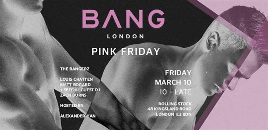 BANG • Pink Friday