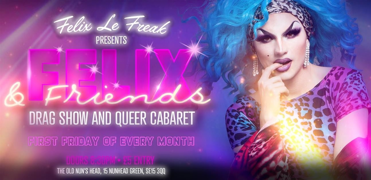 Felix & Friends: It's Gonna Be May tickets