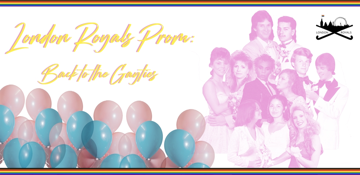 The London Royals Prom: back to the Gayties tickets