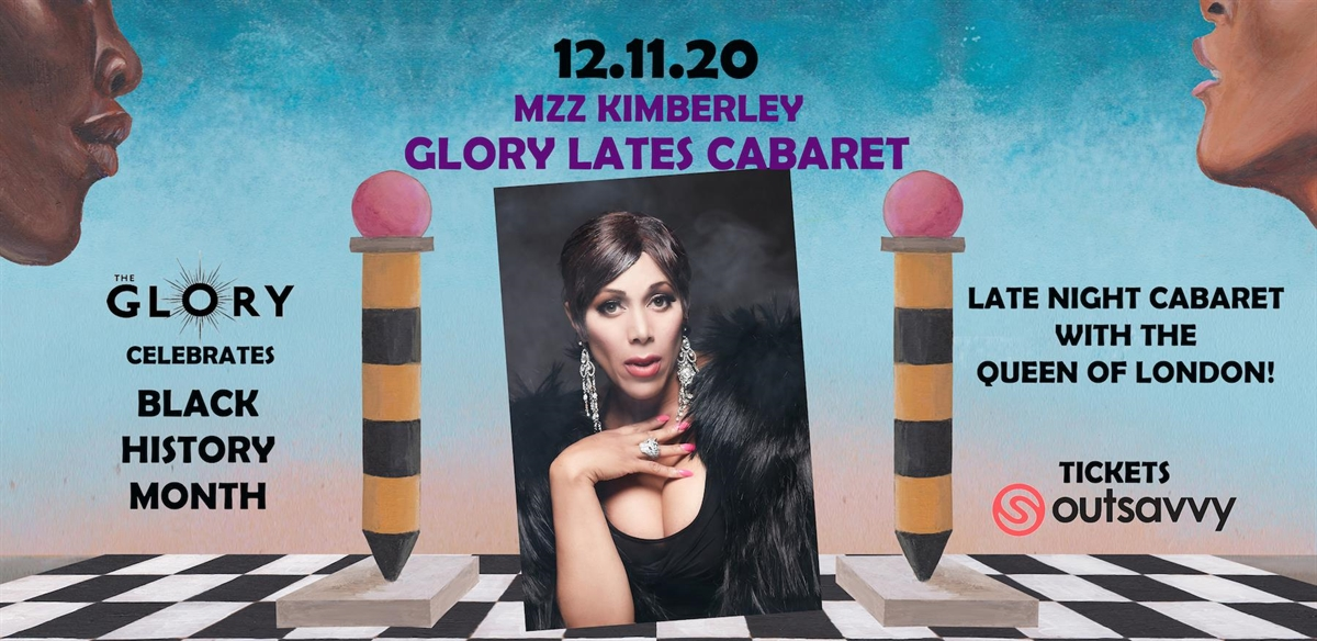 FREE: Glory Lates presents Mizz Kimberley tickets