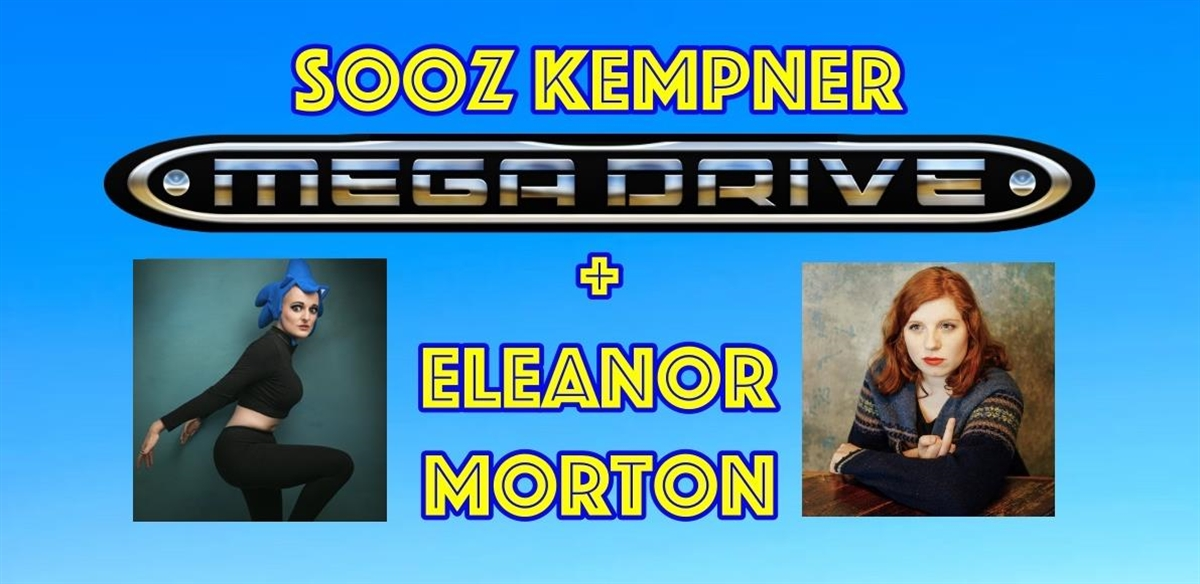 Sooz Kempner and Eleanor Morton Edinburgh previews tickets