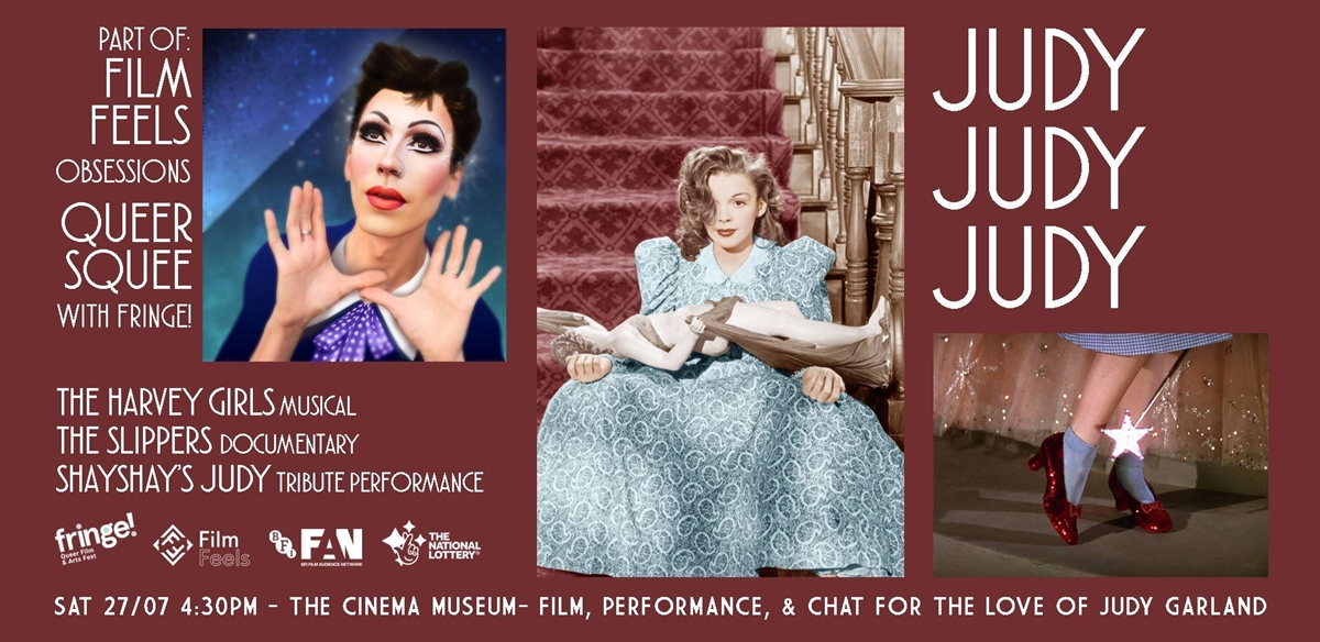 Judy Judy Judy Double Bill: The Slippers + The Harvey Girls with ShayShay tickets