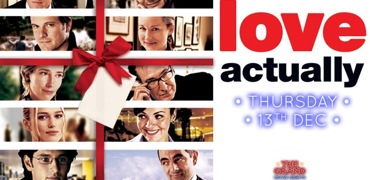 Love Actually Drink-a-long tickets