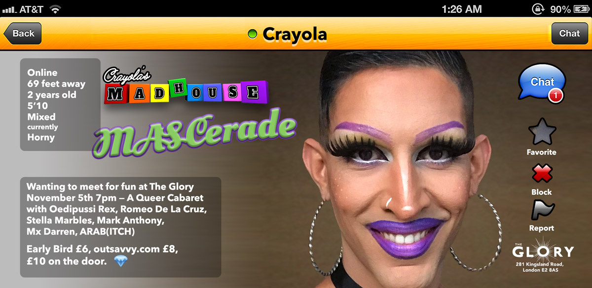 Crayola's Madhouse: MASCerade tickets