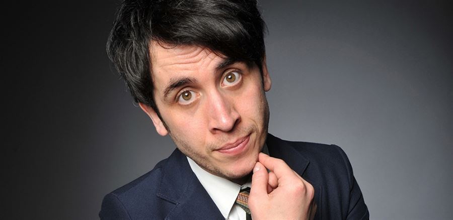 Pete Firman at Laugh Train Home (Hackney)