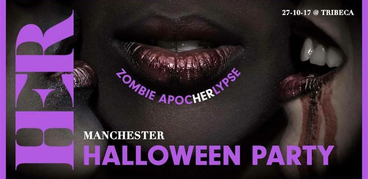 HER MCR Halloween Party: Zombie ApocHERlypse
