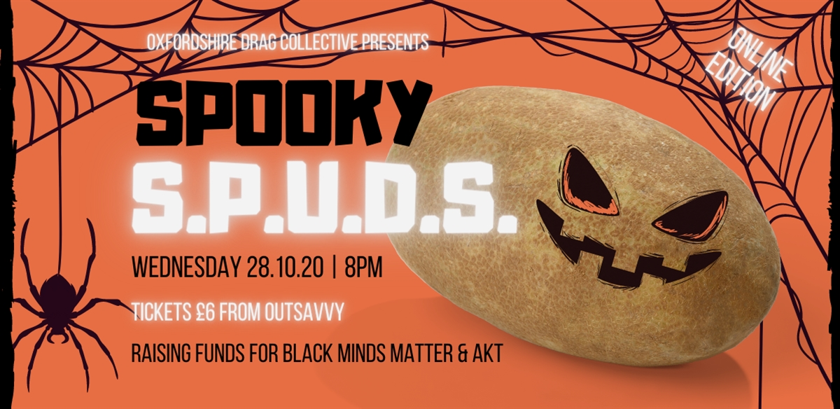 Spooky SPUDS - Online Edition tickets