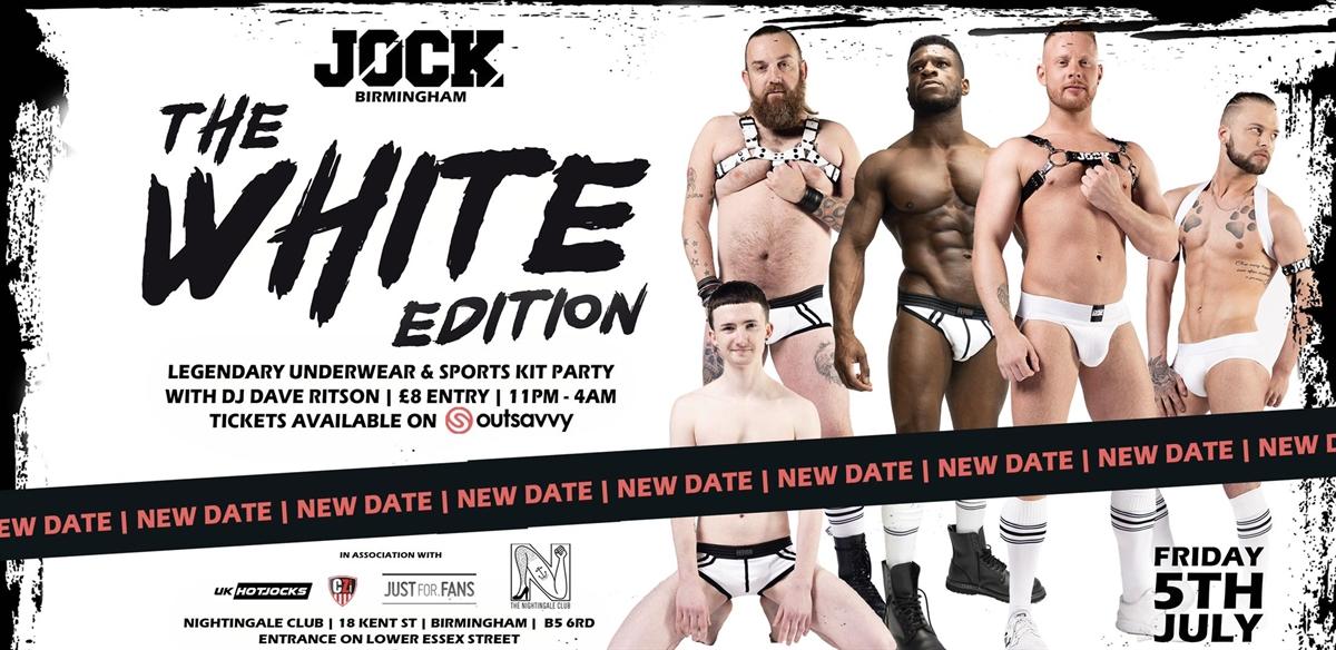 JOCK Birmingham the White Edition tickets