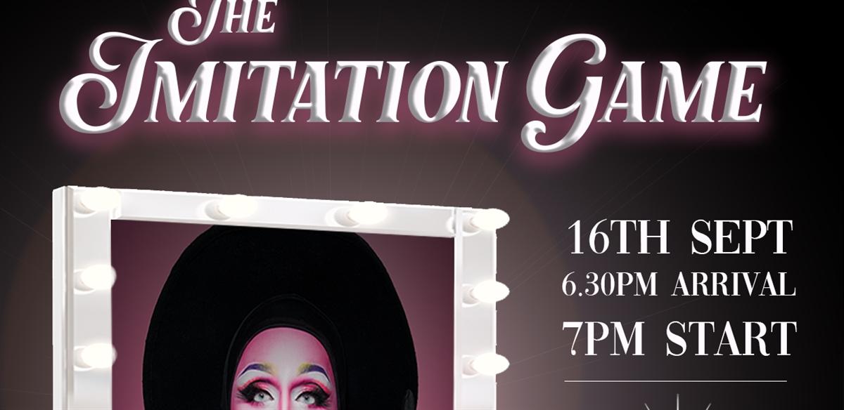 THE IMITATION GAME MAKEUP WORKSHOP tickets