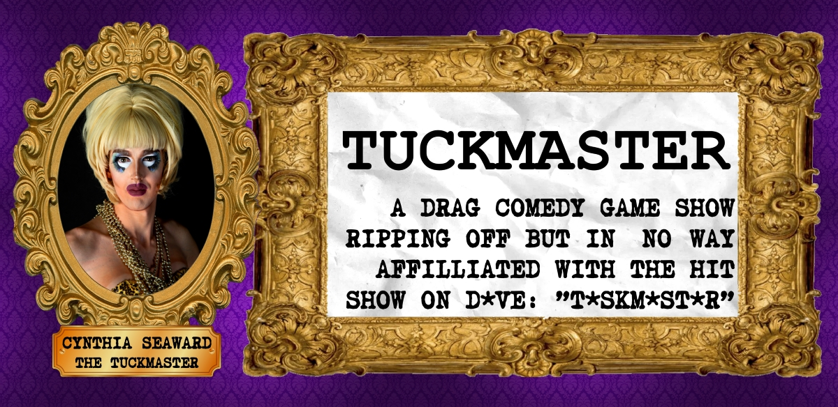 Tuckmaster Seven Is A Place On Earth tickets