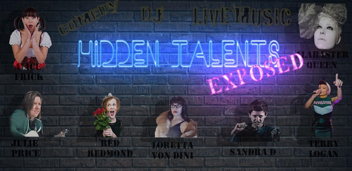 Hidden Talents Exposed tickets