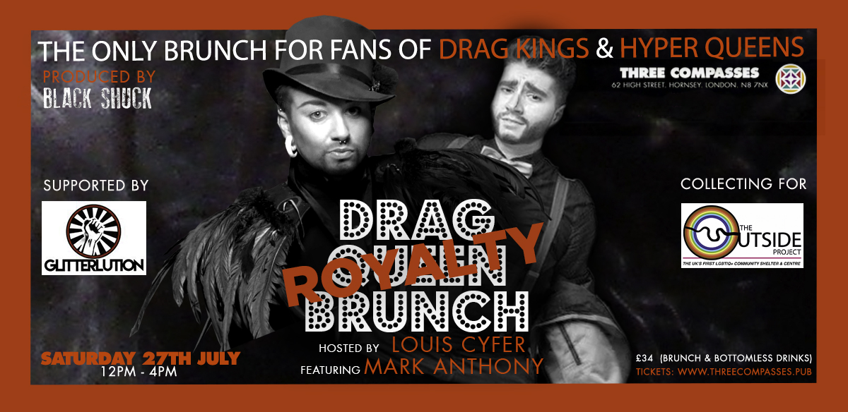 Drag Royalty Brunch with LoUis CYfer and Guests tickets