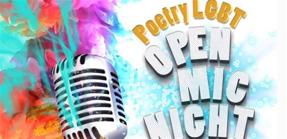 Poetry LGBT Open Mic Night - Waltham Forest Pride Fundraiser tickets