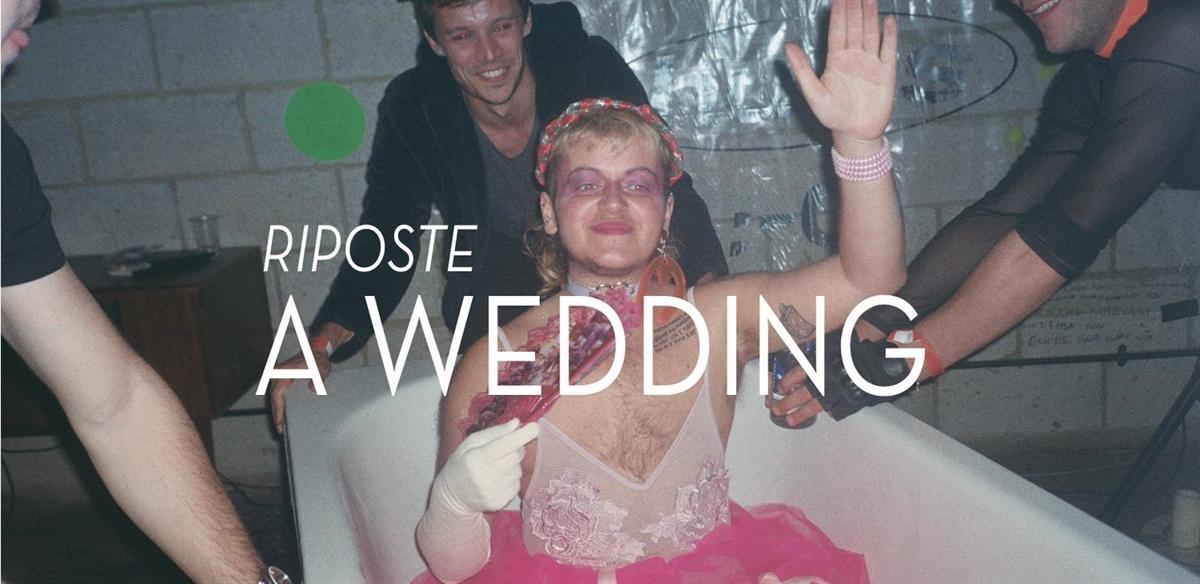RIPOSTE ~ A Wedding tickets