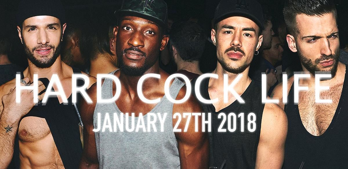 HARD COCK LIFE tickets