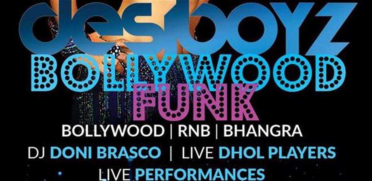 Desi Boyz Bollywood Funk