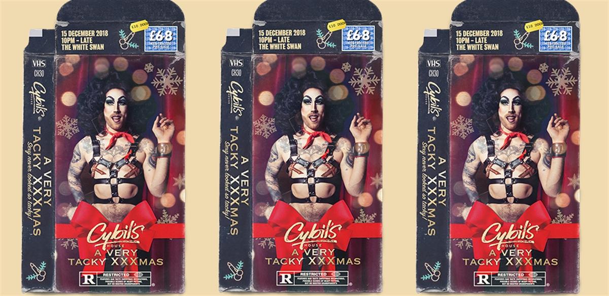 Cybil's House: XXXMas tickets