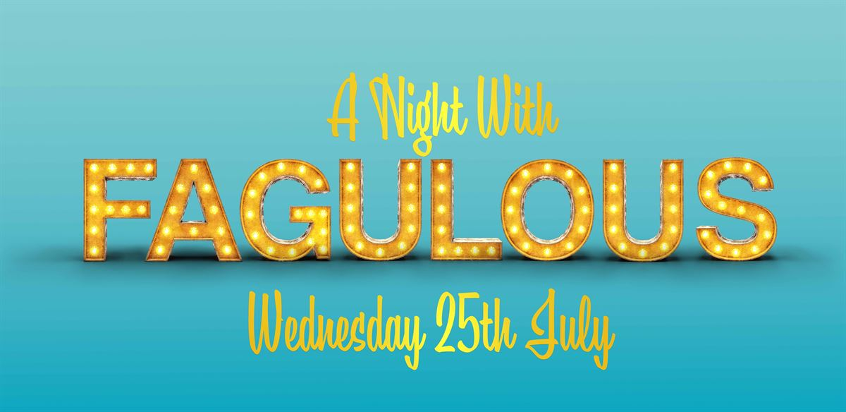 A Night With Fagulous  tickets