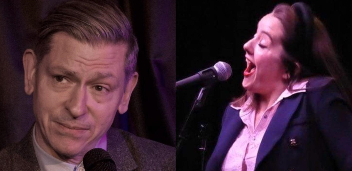 David Mills & Holly Burn work-in-progress comedy tickets