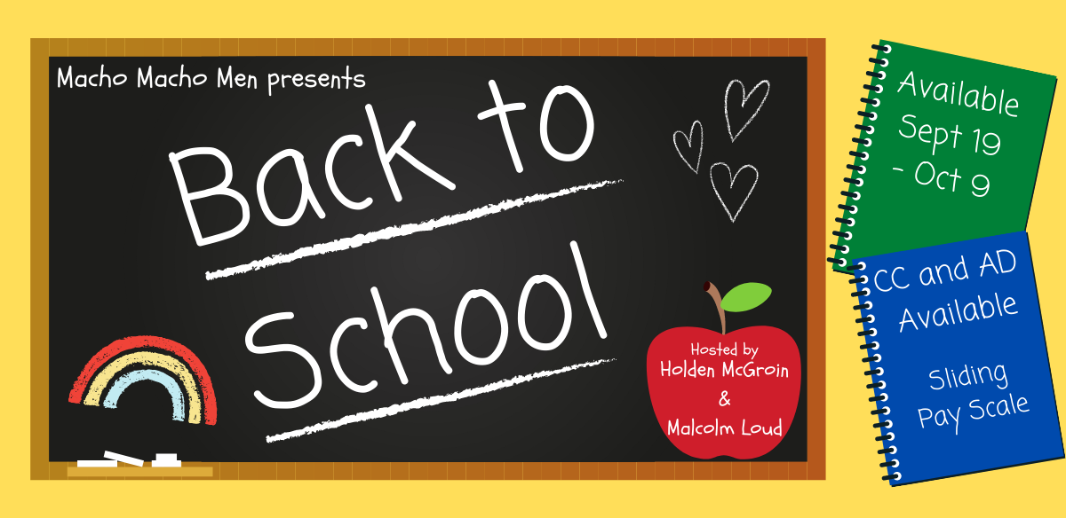 Back to School Virtual Drag Show tickets