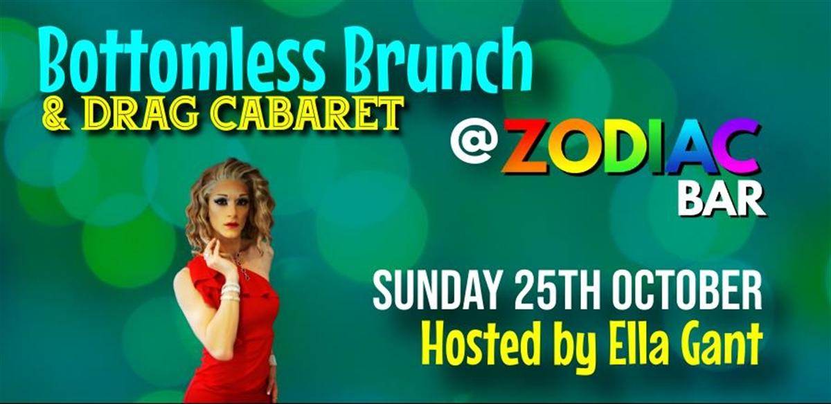 Drag Bottomless Brunch with Ella Gant tickets