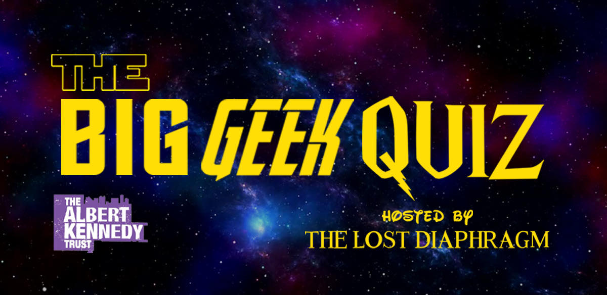 The Big Geek Quiz at The RVT tickets
