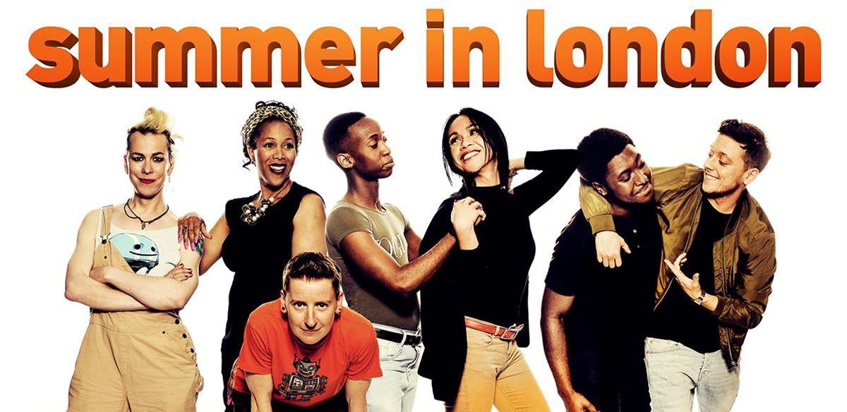 Summer In London tickets