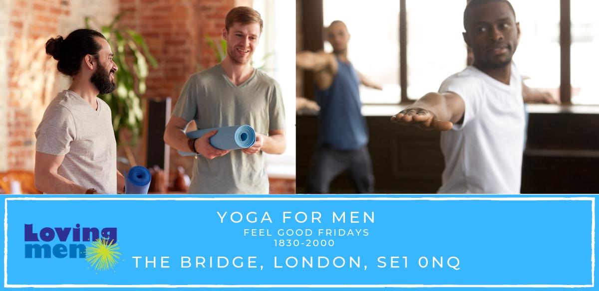 Loving Men -  Yoga For Men tickets