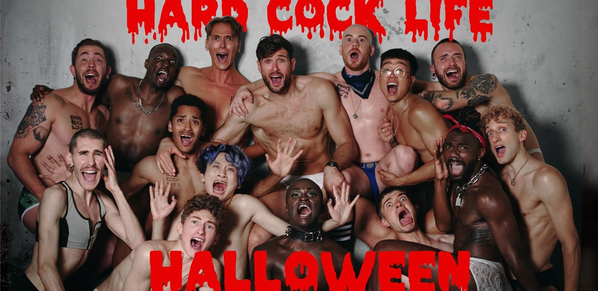 HARD CK LIFE: Halloween Special tickets