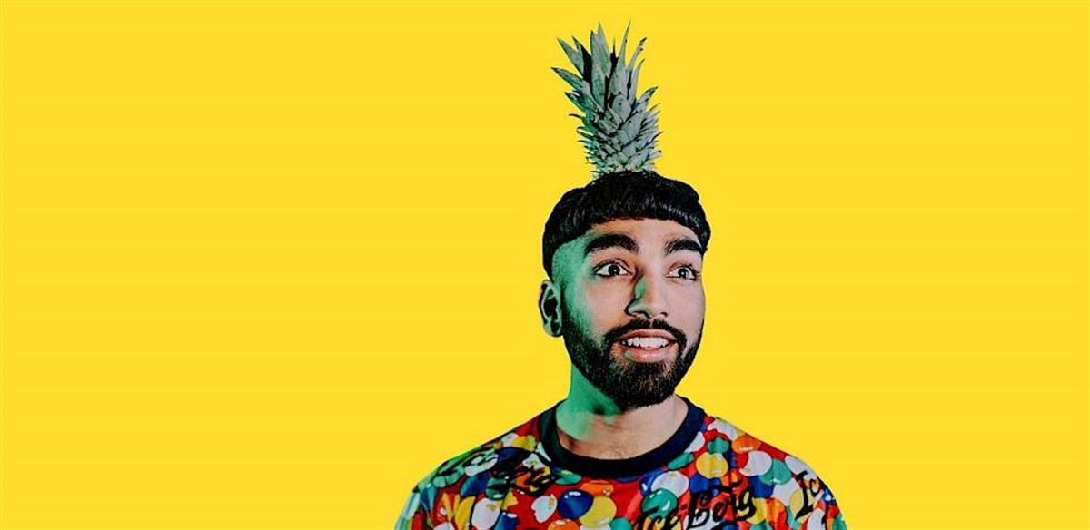 Permitted Fruit: Freshly Picked Alternative Comedy, with Mawaan Rizwan! tickets