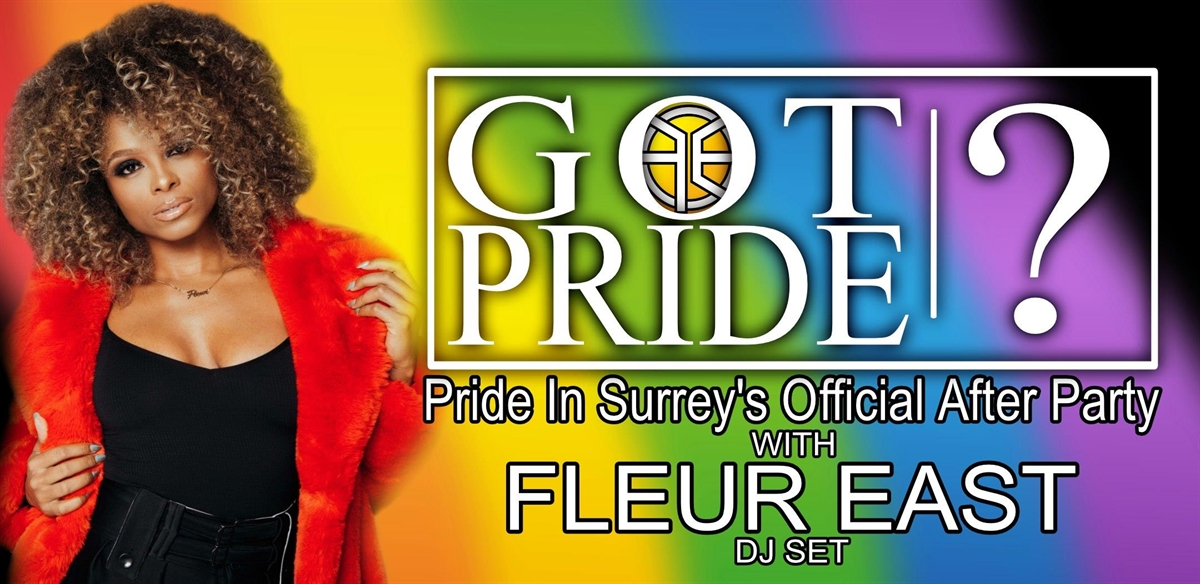 Got Pride? - Pride in Surrey's Official After Party tickets