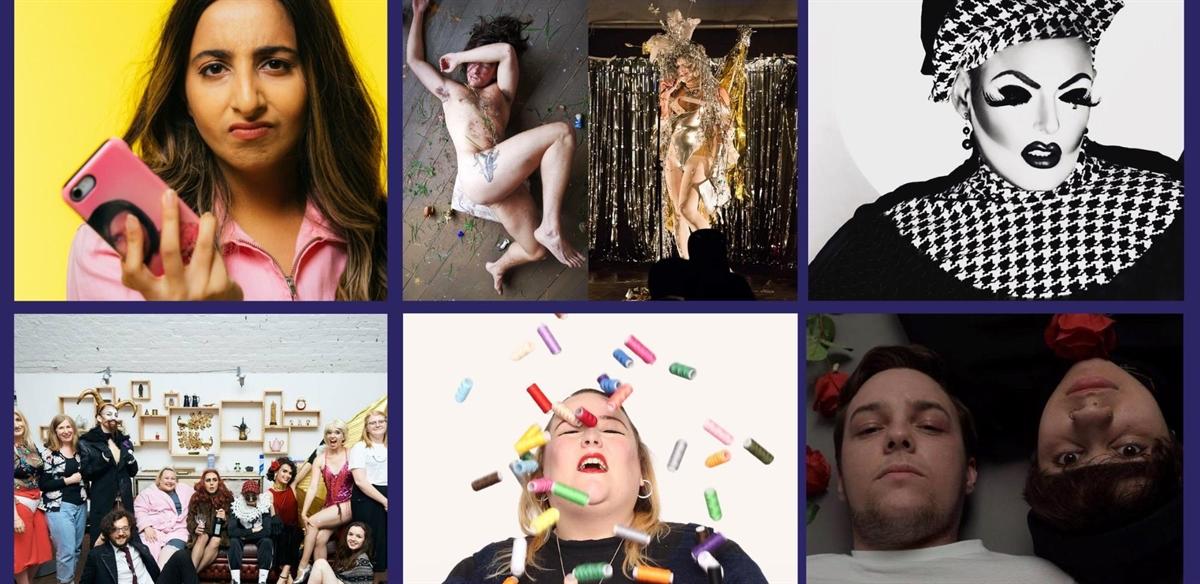 Homotopia & Friends' Fabulous Cabaret (livestream only) tickets