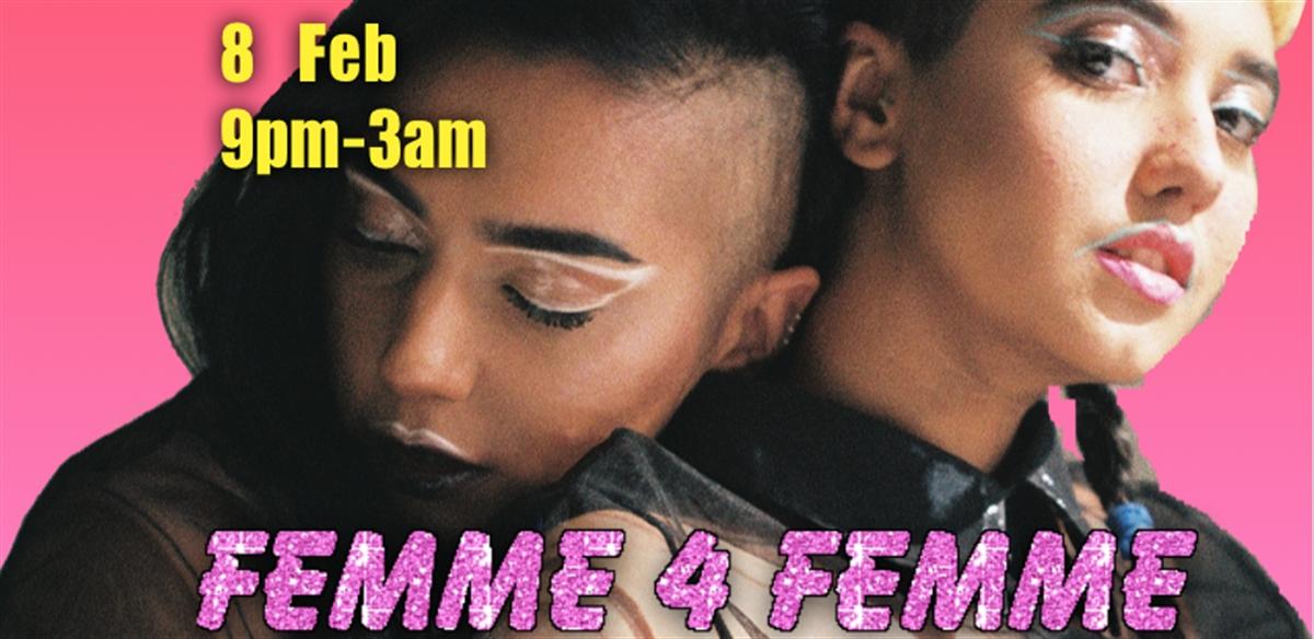 Femmi-Errect: Femme4Femme tickets