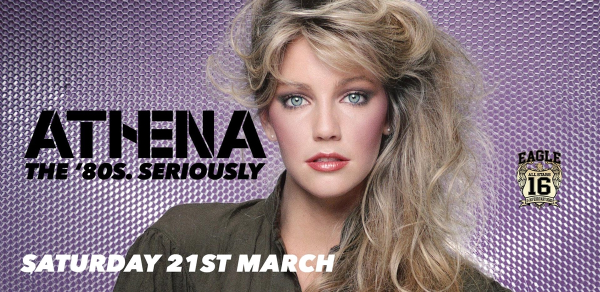 Athena - March Party tickets