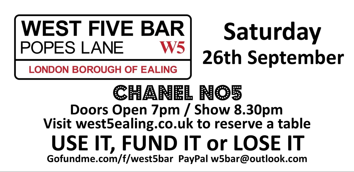 Saturday Night Live With Chanel No5 tickets