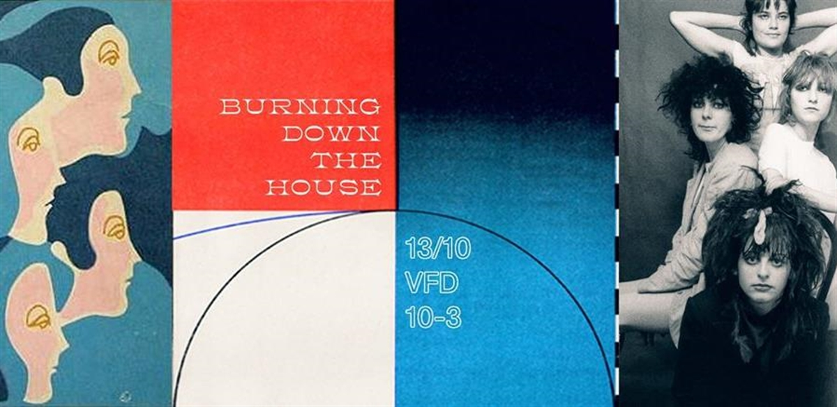 BURNING DOWN THE HOUSE - '80s / NEW WAVE / DISCO / GLAM / SYNTHPOP / ITALODISCO tickets