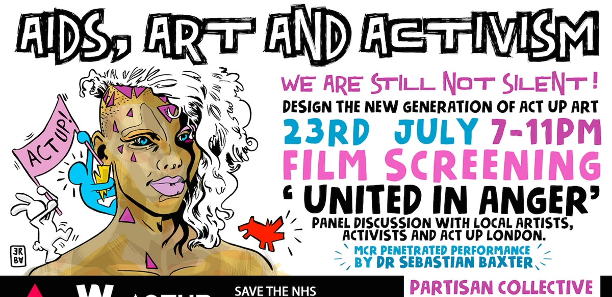 Aidstravaganza - AIDS, Art and Activism - Film and Panel tickets