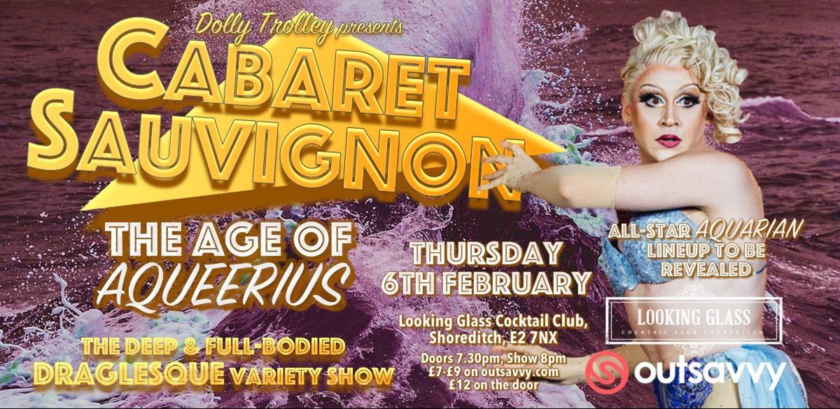 Cabaret Sauvignon: The Age of Aqueerius tickets