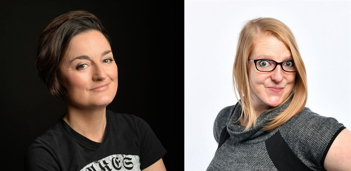 Laugh Train Home ft. Zoe Lyons & Robyn Perkins (Edinburgh Previews)
