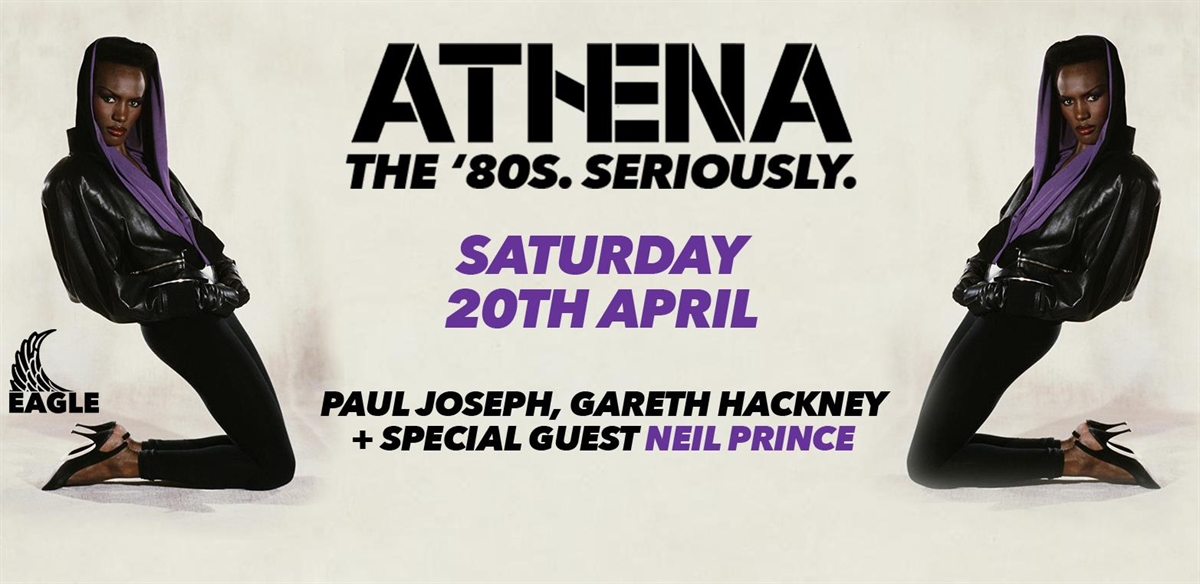 Athena - April Party tickets