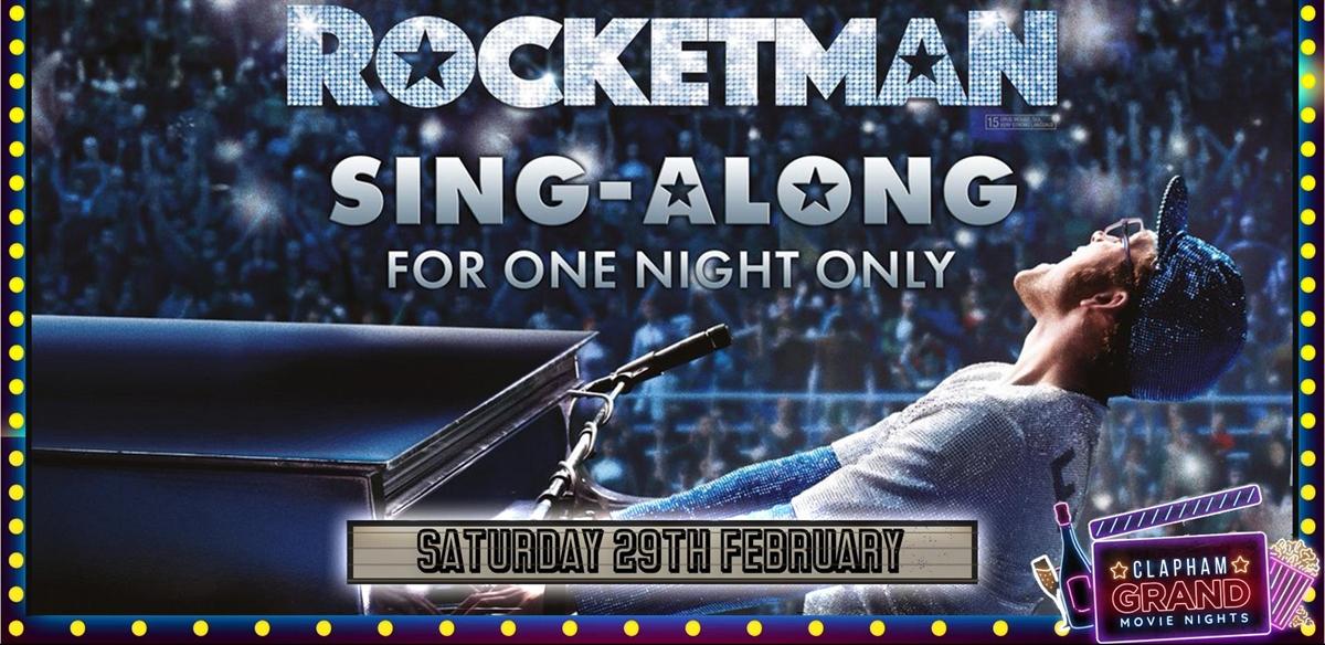 Rocketman Sing-A-Long Movie Night tickets