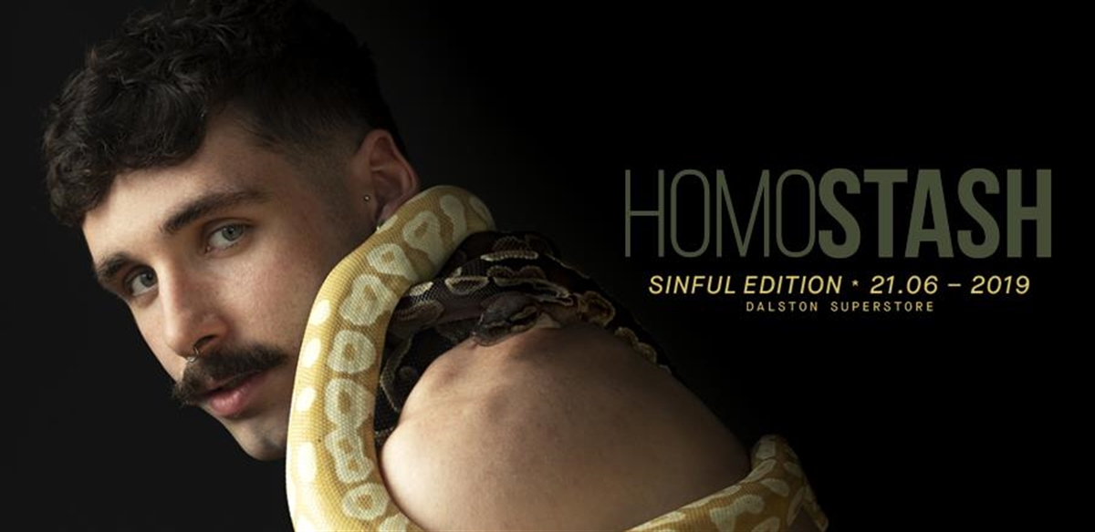 HOMOSTASH - Sinful edition  tickets