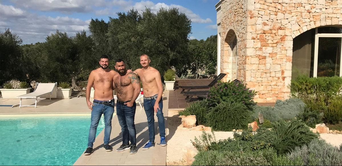 Luxury Gay Salento Food & Wine Tour in Salento, Puglia