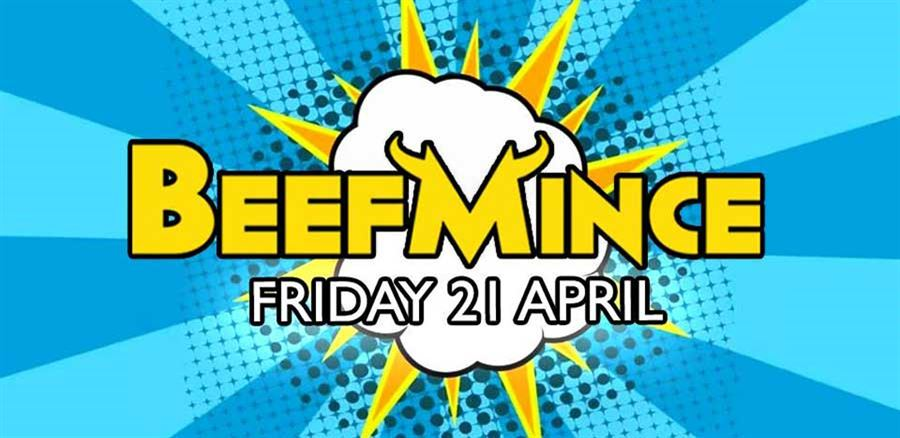 BEEFMINCE feat. Ross Jones tickets