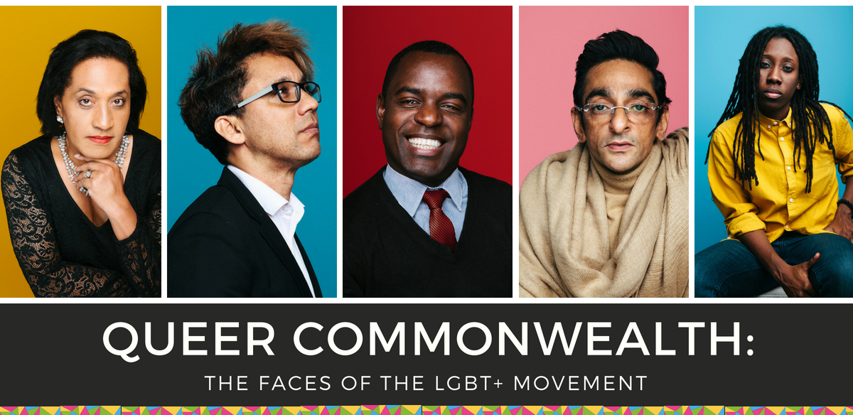 Queer Commonwealth: Faces of the LGBT+ Movement  tickets